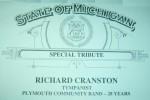 Richard Cranston Tribute